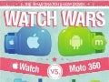 Smartwatch Showdown: Apple Watch vs Moto 360