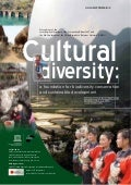 Cultural Diversity: a Foundation for Biodiversity Conservation and Sustainable Development
