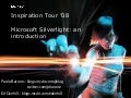 Inspiration Tour - Microsoft Silverlight