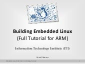 Building Embedded Linux Full Tutorial for ARM
