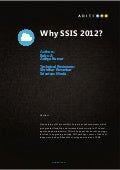 Essentials of SharePoint Server Integration Services 2012