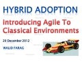 What is Hybrid Adoption and Why 20.12.2012