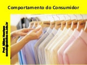 01 -2014 comportamento do consumidor