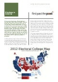 Elections in America 2012