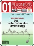 01Business&Technologies n°2107 | Sommaire complet