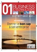 01Business&Technologies n°2116 : Gouvernance IT | Sommaire complet