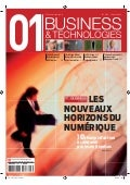 01Business&Technologies n°2125 - Spécial ITforBusiness Forum | Sommaire complet
