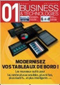 01Business&technologies n°2150 - La Business Intelligence Self Service