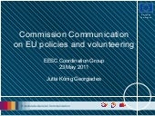 Commission Communication on EU poli...