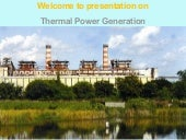 Best ppt on thermal power station w...