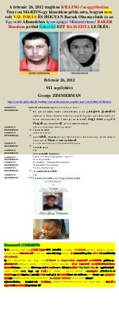 02/26/2012 GEORGE ZIMMERMAN'S EMERG...