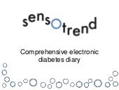 Sensotrend Open Mic presentation at mHealth Tampere