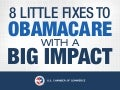 8 Little Fixes to Obamacare With a Big Impact
