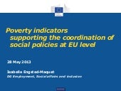 Poverty Indicators - supporting the...