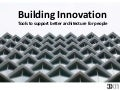 Building Innovation- Kim Herforth Nielsen, 3XN Architects