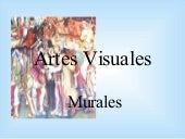 Artes Visuales: Murales
