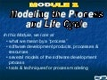 03 Modeling Process and Life Cycle