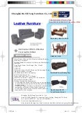 030 leather furniture