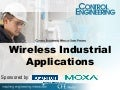 Wireless Industrial Applications