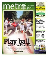 Phillies Preview Metro Edition