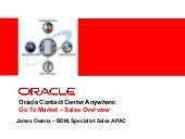 Oracle Acquired, Integrated, Offers...