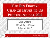 The Big Digital Change Issues in US...