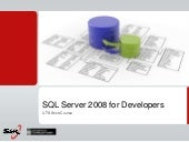 SQL Server - High availability