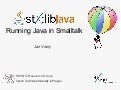 Running Java In Smalltalk