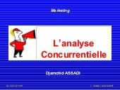 04 Marketing Concurrence