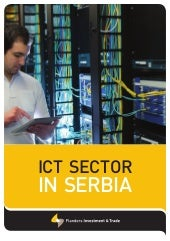 ICT sector in Serbia