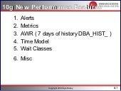 Oracle 10g Performance: chapter 04 ...