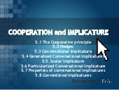 05 cooperation and implicature for ...