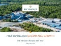 Richmont Island Gold Site Tour
