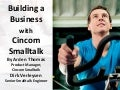 Building Business with Cincom Smalltalk