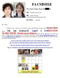 050113   fax to judy clarke (boston marathon bombing) - german