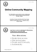 051102 Online Community Mapping