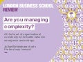 Managing Complexity | London Business School