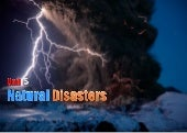 SK5 / U.5 - Natural Disasters