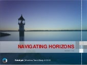 Navigating Horizons - Catalyst Mari...