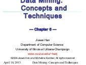 Chapter - 6 Data Mining Concepts an...