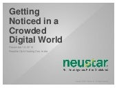 Get Noticed in a Crowded Digital World