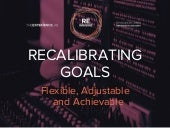 #1NLab14: Recalibrating Goals