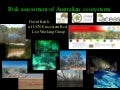David Keith_Risk assessment of Australian ecosystems