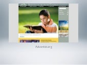 Seu Website: adventist.org - Garret...