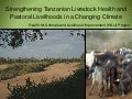 Livestock-Climate Change CRSP Annual Meeting 2011: HALI Project Update (W. Miller)