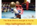 The Nintendo Wii Boxing Games For Everyone
