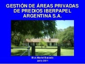 07- Gestion de Áreas Privadas Prote...