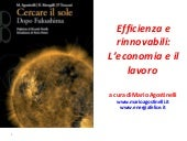 Efficienza e rinnovabili - Economia...