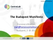 The Budapest Manifesto (Francesco M...