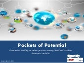 Pockets of Potential – Building online presence for MSME
